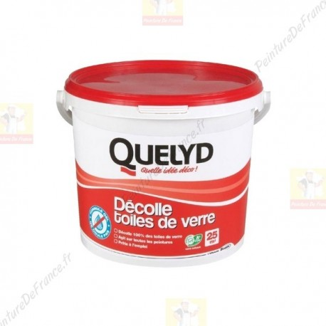 Décolle toile de verre QUELYD Gel prêt à l'emploi 5 kg