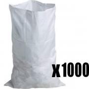 Balle de 1000 sac à gravats tissé DULARY résistance 60 kg