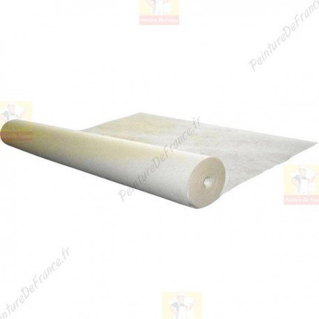 Rouleau de protection chantier DULARY film polyane 3x25m