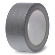 Adhésif bande de toile grise en fibre extrêmement résistante, imperméable et polyvalent