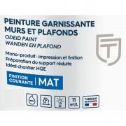 Peinture TOLLENS professionnelle Idrotop Mat 5l
