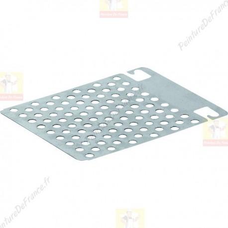 Grille métallique L'OUTIL PARFAIT pour bac en acier galvanisé