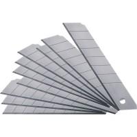 Lames X10 de 18 mm pour cutter vendu en étui