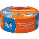 Adhésif masquage Scotch Blue 3M pour surfaces délicates L:50 m x l:36 mm