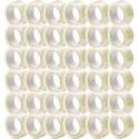 Ruban adhésif transparent d'emballage 100 m x36