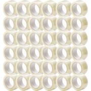 Ruban adhésif d'emballage EUROCEL transparent 100 m