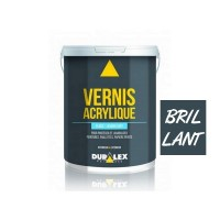 Vernis DURALEX Glacis et Lavabilisant Brillant INCOLORE 1L