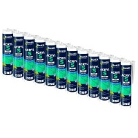 Mastic Acrylique BOSTIK Acryl S BLANC 310 ml