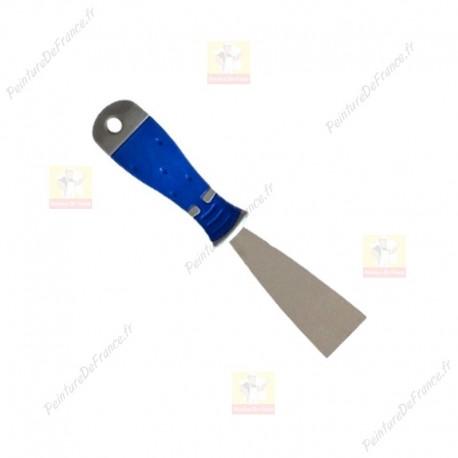 Couteau à enduire avec lame en acier inoxydable trempé 40 mm