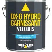 Peinture intérieur murs et plafonds DURALEX DX-G Hydro Garnissant Velours 15l