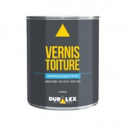 Vernis de protection toiture DURALEX sur tuiles mécaniques ou bétons, ciment, fibrociment et Schinggel