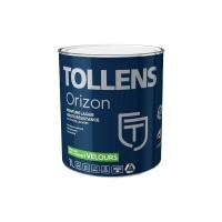 Laque TOLLENS professionnelle Orizon Velours haute durabilité et dépolluante