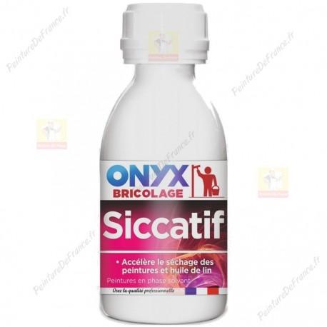 Siccatif ONYX accélère le séchage des peintures et de l'huile de lin 190 ml