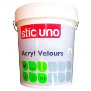 Peinture STIC UNO Acryl Velours 15L