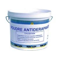 Poudre antidérapant DURALEX Rend les sols anti-dérapant 5 KG