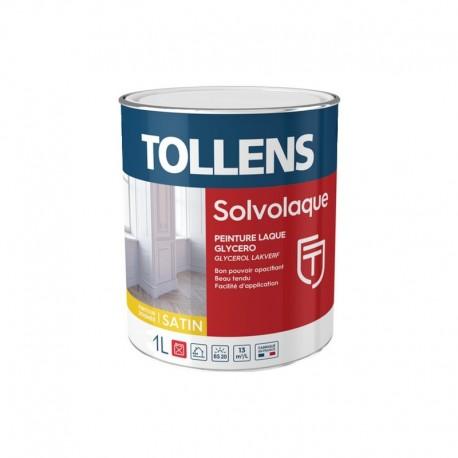 Laque TOLLENS Solvolaque Satin 1L