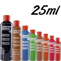 Colorant Universel concentré RICHARD tube de 25 ml