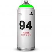 Aérosol de peinture 94 multi supports MAT 400 ml - Les FLUOS VERT