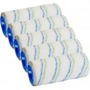 Sachet de 5 Rouleaux microfibres biseautés très absorbant L.180 Ep: 10 mm