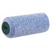 MICROTEX rouleau ROTA microfibres polyester bouts biseautés L.180 Pommelé, poché Poils: 12 mm