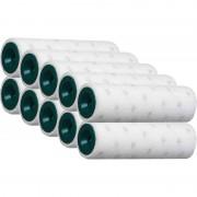 MICROSTAR.5 carton de 10 rouleaux L.180 ROTA microfibres tissées, aspect tendu laqué Poils: 5 mm
