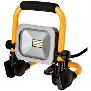 Projecteur Slim LED BRENNENSTUHL cable de 5m avec 950 lumens 10W