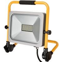 Projecteur Slim LED BRENNENSTUHL cable de 5m avec 4750 lumens 50W