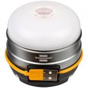 Projecteur portable LED BRENNENSTUHL OLI rechargeable fonction batterie externe, aimanté 350 lumens