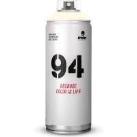 Aérosol de peinture 94 multi supports MAT 400 ml - Les BLANCS