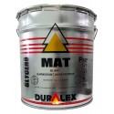 Peinture DURALEX garnissant Mat & Impression BLANC 20kg
