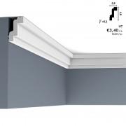 Corniche ORAC CB531 corniche plate en escalier 2 m