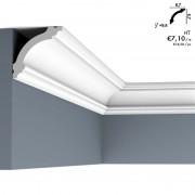 Corniche ORAC CB511 classique, design équilibré 2 m
