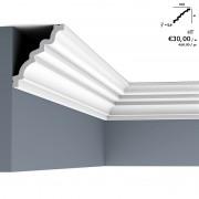 Corniche ORAC C326 MANOIR fragmentées, créer un ingénieux jeu d'ombre et de lumière 2 m