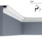 Corniche ORAC C323 profil élégant parfaitement adapté à un éclairage indirect et subtile 2 m
