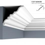 Corniche ORAC C327 MANOIR ingénieux jeu d'ombre et de lumière 2 m