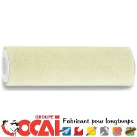 TOPLAK rouleau peinture OCAI spécial laque en velours pur laine L.180 mm Poils: 4mm