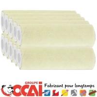 TOPLAK carton de 10 rouleaux OCAI laque en velours pur laine L.180 mm Poils: 4mm