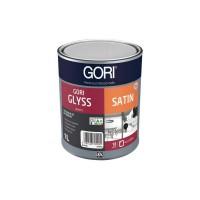Peinture GORI GLYSS menuiserie intérieure et extérieure Satin