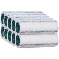 ROTACRYL carton de 10 rouleaux ROTA polyester tissée L.180 aspect pommelé Poils: 12 mm