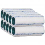ROTACRYL rouleau manchon ROTA polyester tissée L.180 aspect pommelé Poils: 12 mm