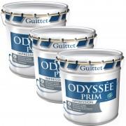 Pack de 3 Peintures GUITTET Odyssée Prim BLANC 15L
