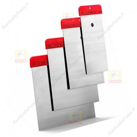 Jeu de 4 couteaux SCHULLER décoration japonais 5/8/10/12 cm