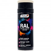Aérosol RAL peinture acrylique RICHARD multi-supports 400 ml RAL 1013