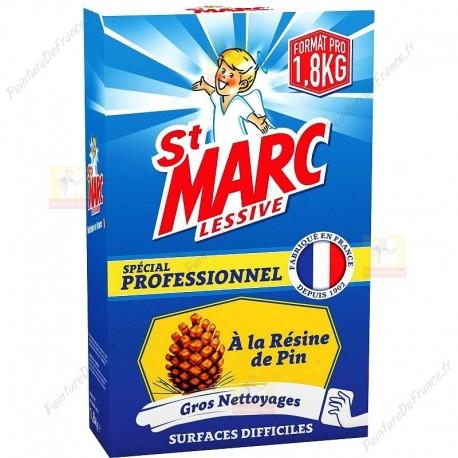 Lessive St MARC professionnel Gros Nettoyages 1.8 kg