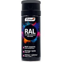 Aérosol RAL peinture acrylique RICHARD multi-supports 400 ml RAL 7015