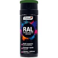 Aérosol RAL peinture acrylique RICHARD multi-supports 400 ml RAL 6002