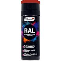 Aérosol RAL peinture acrylique RICHARD multi-supports 400 ml RAL 3000