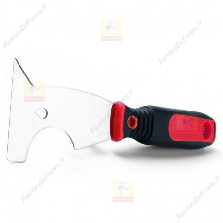 Riflard inoxydable SCHULLER permet de gratter, retirer les vis de 7,5 cm