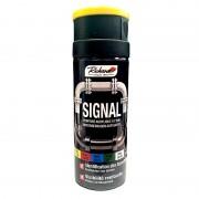 Aérosol acrylique a l'eau RICHARD SIGNAL identification des tuyauteries 400 ml ral 1018