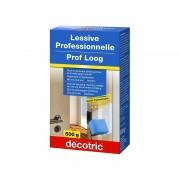 Lessive Professionnelle en poudre DECOTRIC pour murs et sols 500 g